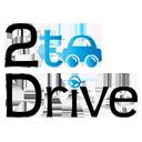 2todrive logo rijschool rotterdam