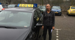 geslaagde kandidaat rijbewijs 3